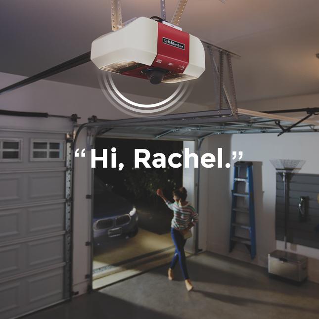 Liftmasters Smart Garage Camera   Pinetop   Kaiser Garage Doors
