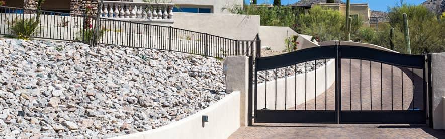 Gates in Pinetop - Kaiser Garage Doors & Gates